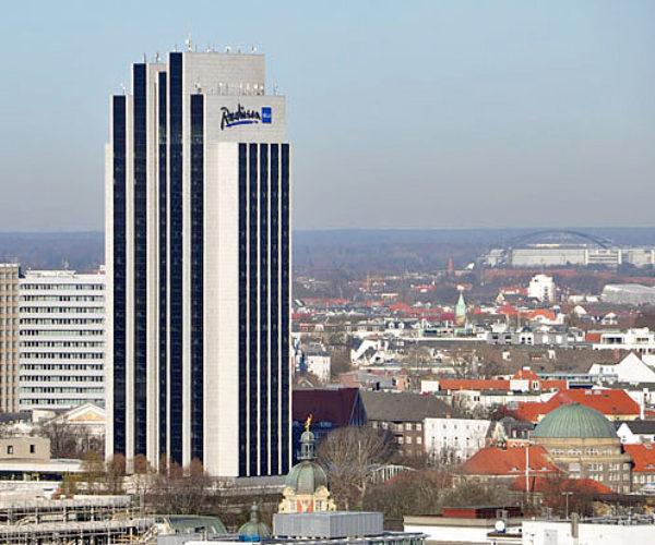 Radisson BLU, Hamburg