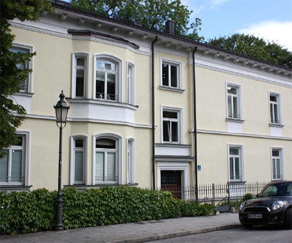 Palais Biederstein, München